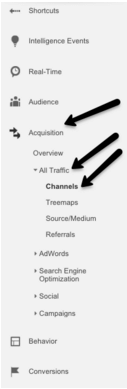 Acquisition GA Directions