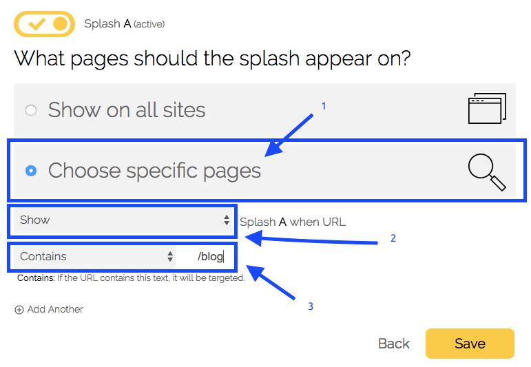 Mobile page segmentation